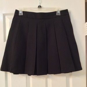 """NWOT""Pleated Skirt by Metaphor"